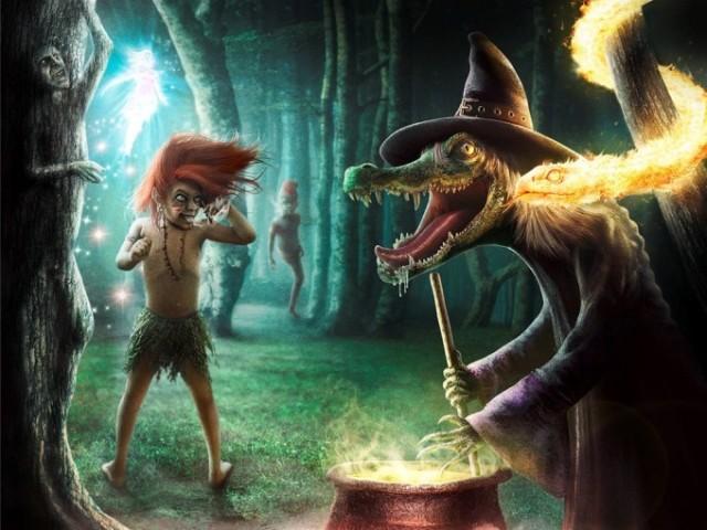 Qual personagem do folclore brasileiro você seria?