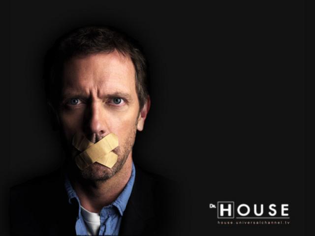 Quem diz essas frases: Dr.House?