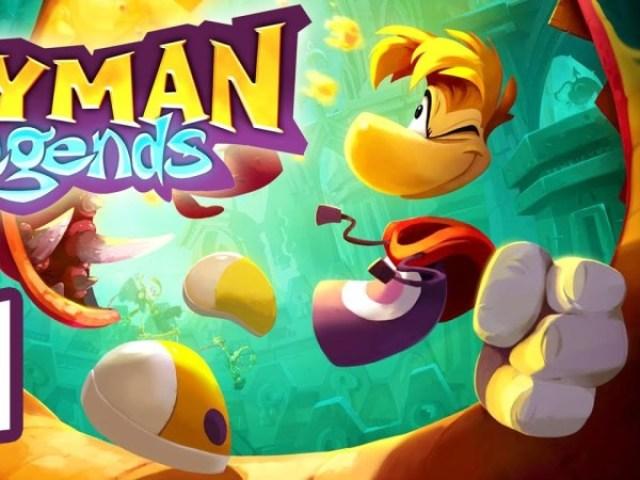 Você conhece Rayman Legends?