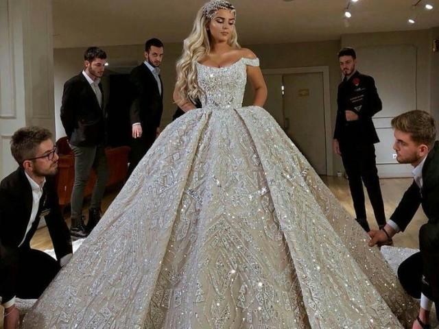 Qual é o seu vestido de noiva ideal?
