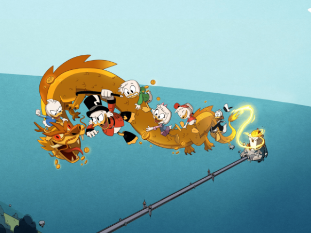O quanto você conhece DuckTales?