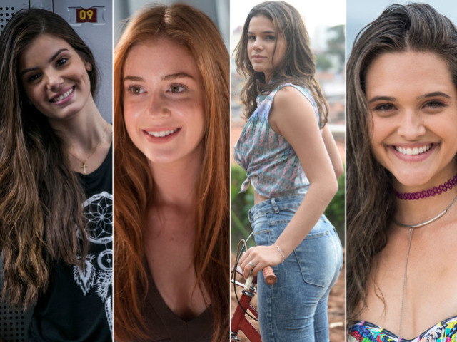 Qual atriz da Globo você seria?