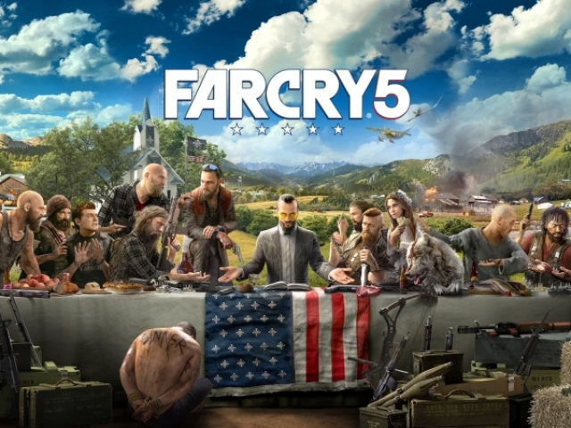 Você sabe tudo sobre Far Cry 5?