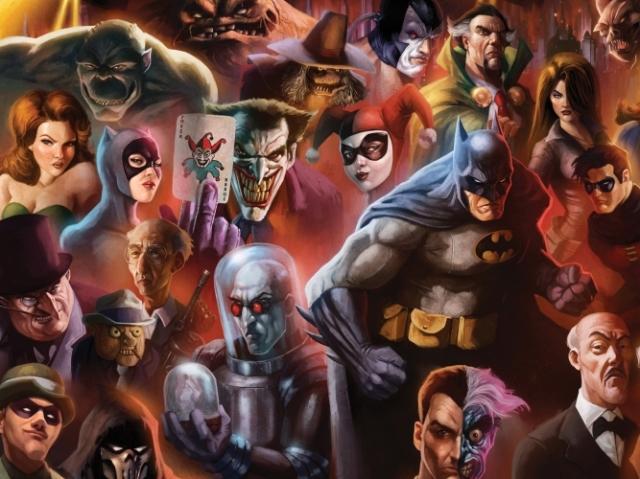 Você realmente conhece o Universo da DC?