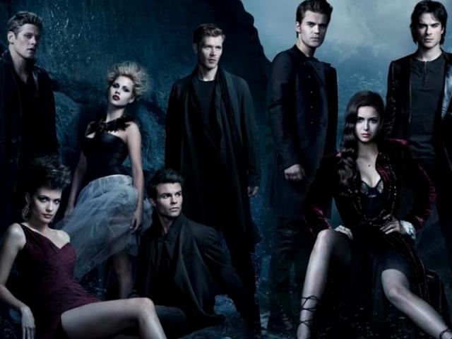 Quem disse essa frase? [The Vampire Diaries & The Originals]