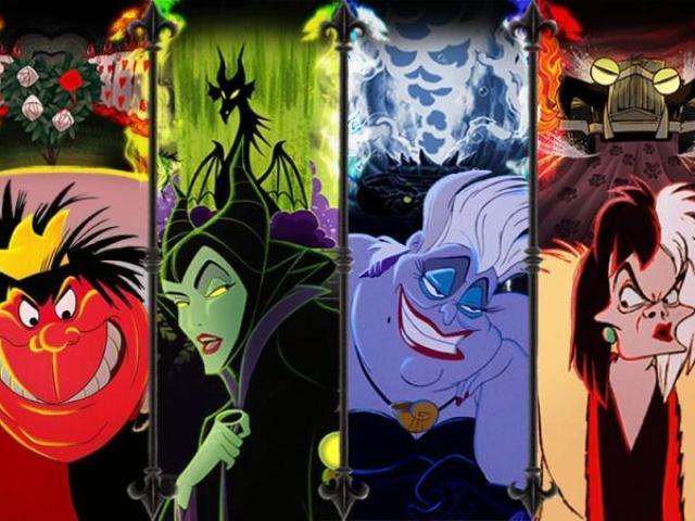 Qual das vilãs da Disney você seria?