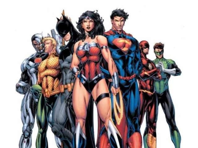 Que personagem da Liga da Justiça você seria?