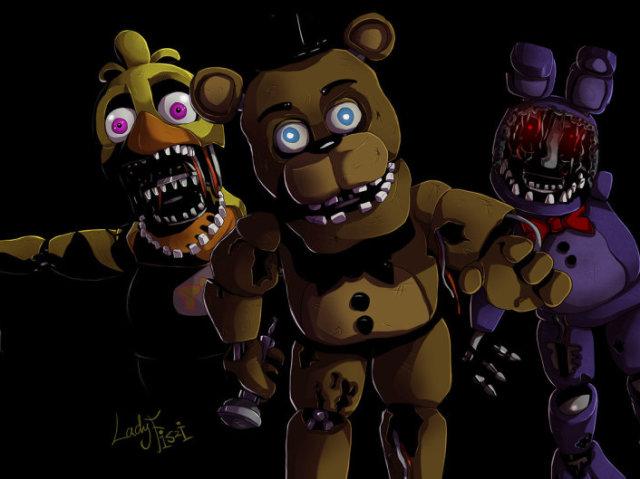 O quanto você conhece Five Nights at Freddy's?