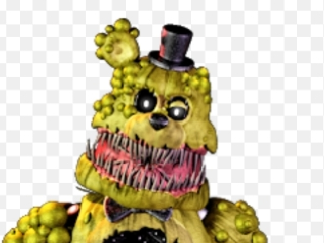 Twisted golden freddy