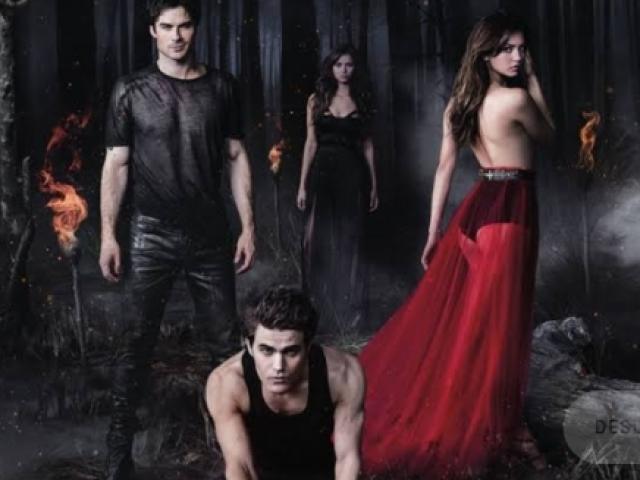 Você é um verdadeiro fã de The Vampire Diaries?