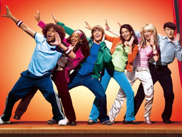 Qual personagem de High School Musical você seria?