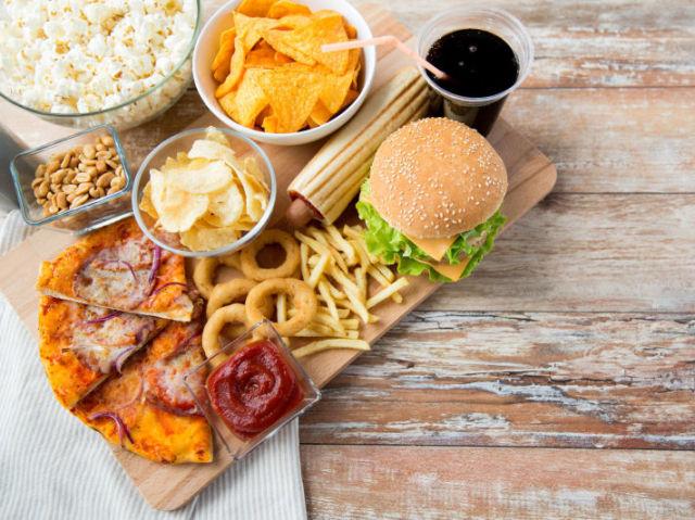 Qual comida de fast food lhe representa?