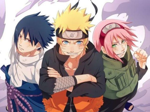 Você conhece Naruto e Boruto?