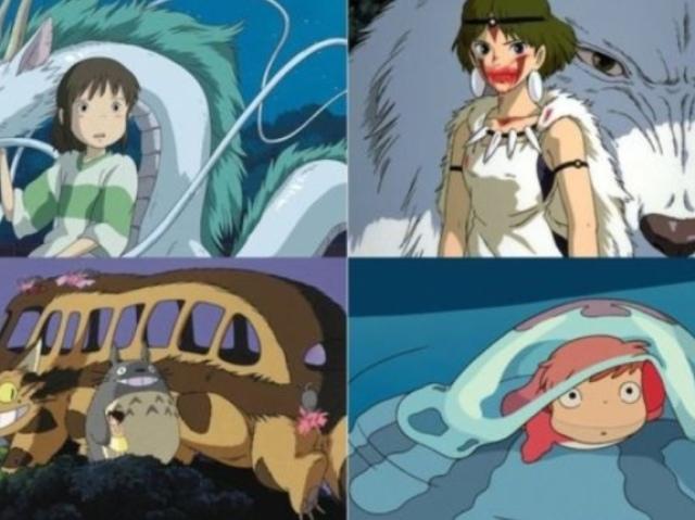 Que personagem do Studio Ghibli é o teu melhor amigo?