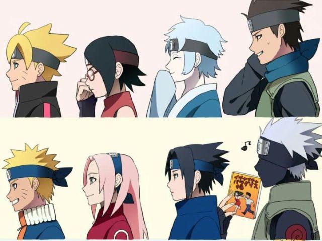 Quem seria seu namorado em Boruto/Naruto?