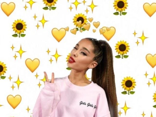 Você conhece a Ariana Grande?