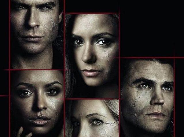 Você conhece a série The Vampire Diaries?