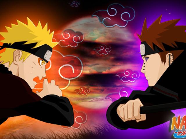 Você presta atenção nas lutas de Naruto?