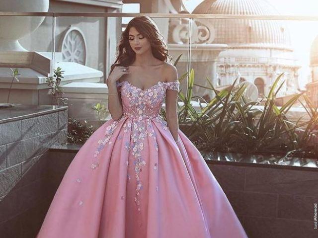 56e9e1307 Meu vestido de 15 anos | Quizur