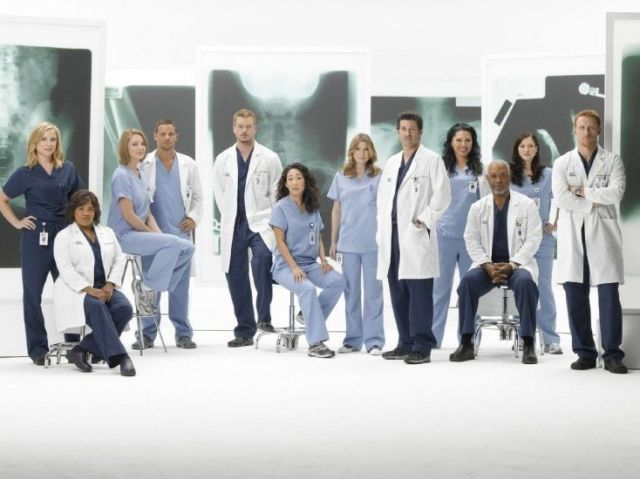 Quiz de Grey´s Anatomy