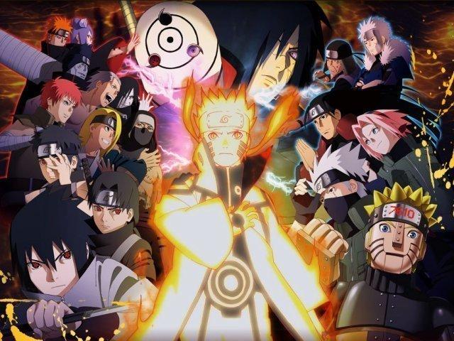 Hybbe Quiz criando seu ninja Naruto e Boruto