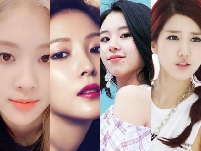 As 10 Meninas Mais Bonitas Do Kpop