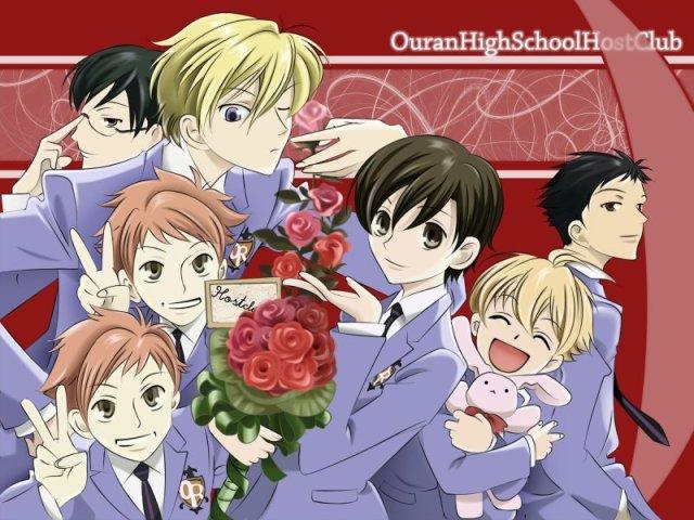 Quem você seria em Ouran highschool Host Club?