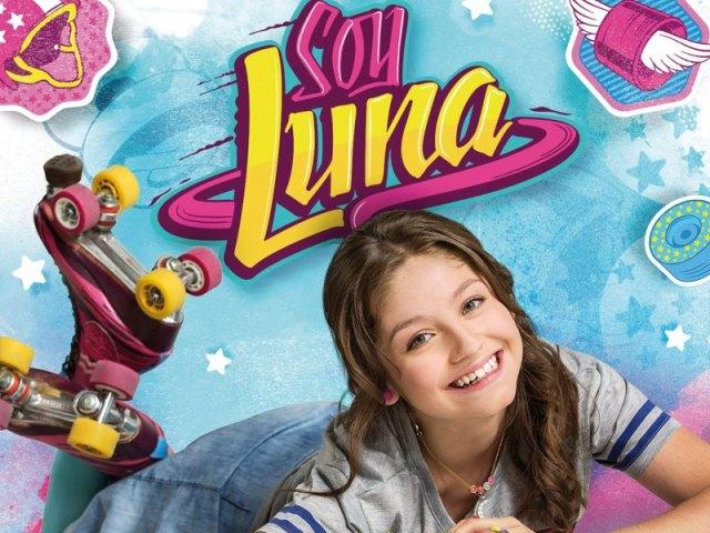 """Você conhece os personagens de """"Sou Luna""""?"""