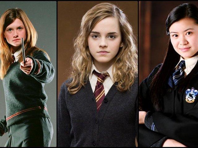 Com qual bruxa de Harry Potter você se parece?