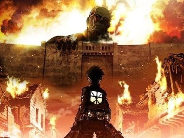 Você realmente conhece Attack on Titan?