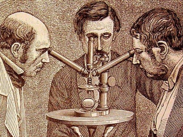Cientistas Pioneiros da Biologia