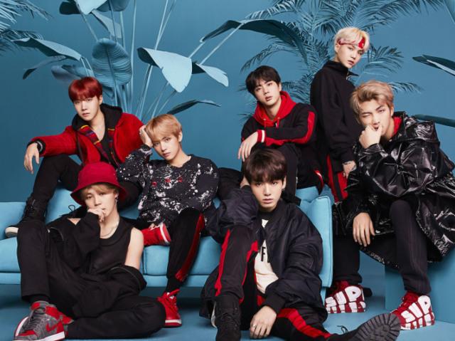 Qual membro do BTS é o seu admirador secreto?