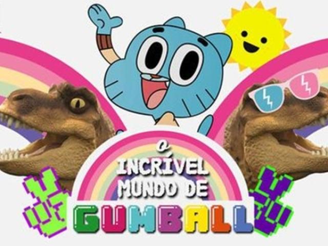 """Você sabe tudo sobre """"O Incrível Mundo de Gumball""""?"""