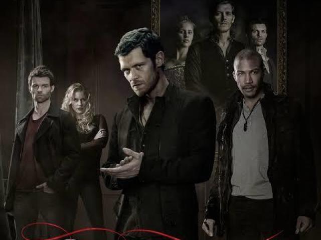 Você conhece os personagens de The Originals?