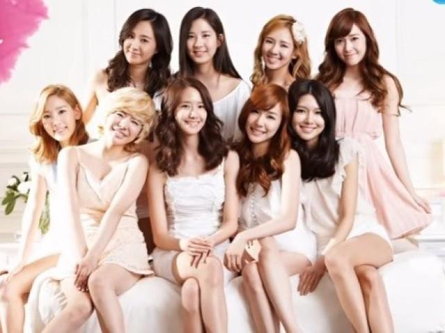 Você conhece o grupo Girls Generation? (Parte 1)