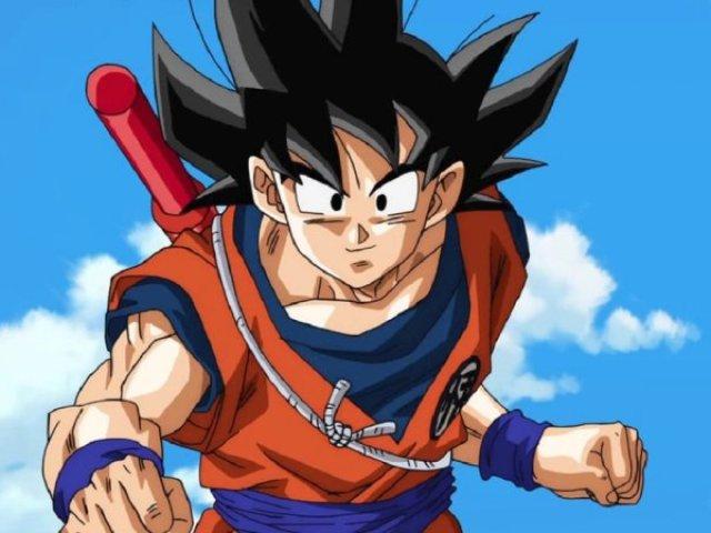 Você conhece Goku?