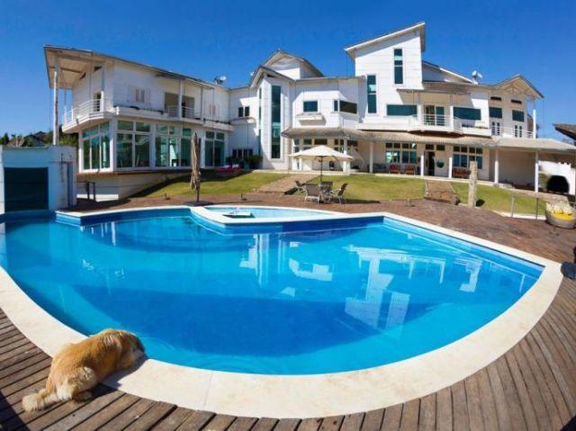 Qual seria sua mansão dos sonhos?
