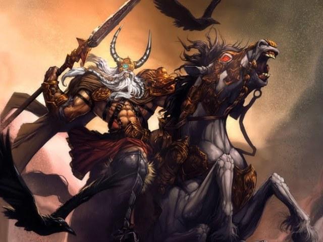 Qual deus nórdico você seria?