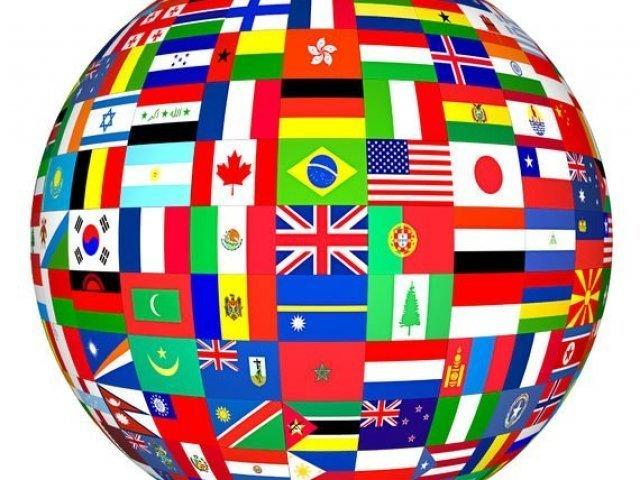 Você sabe os nomes desses países?