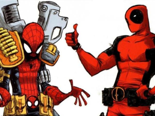 Você é mais Deadpool ou Homem-Aranha?