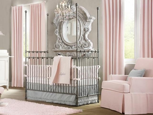 Como será o quarto do seu bebe?