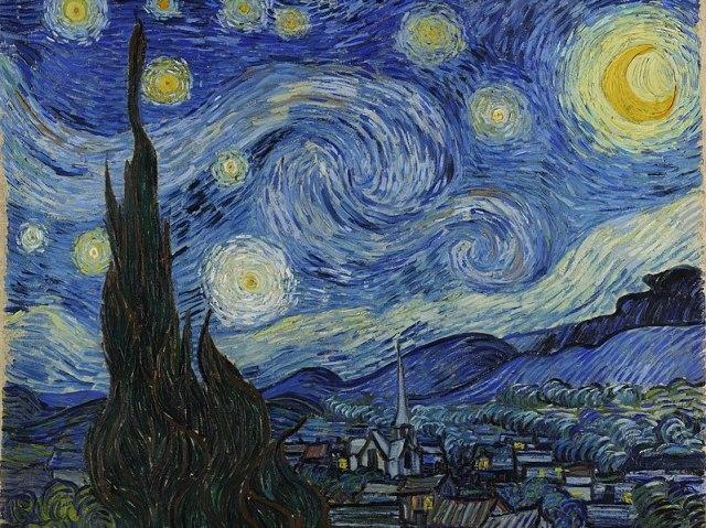 O que você sabe sobre Van Gogh?
