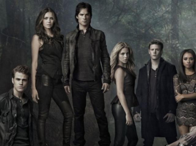 Qual criatura do universo de The Vampire Diaries você seria?