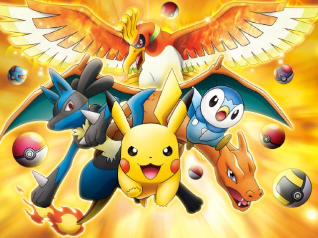 Você conhece mesmo Pokémon?