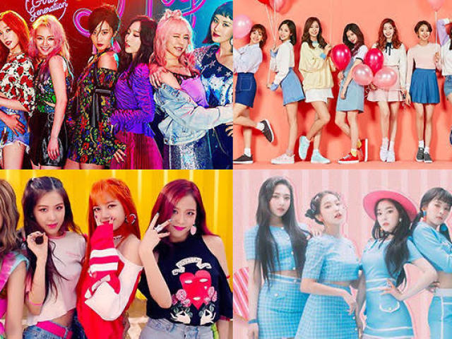 Qual estilo de girl group você faria parte?
