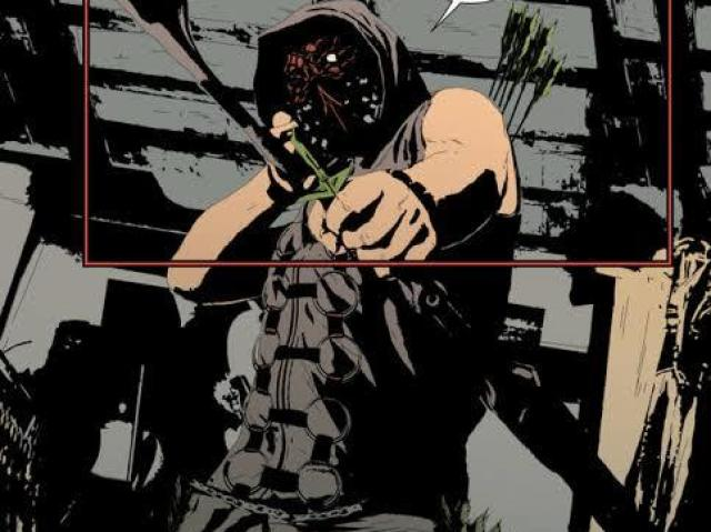 Qual vilão de Arrow você seria?