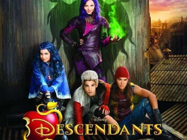 Quem você seria nos Descendentes?