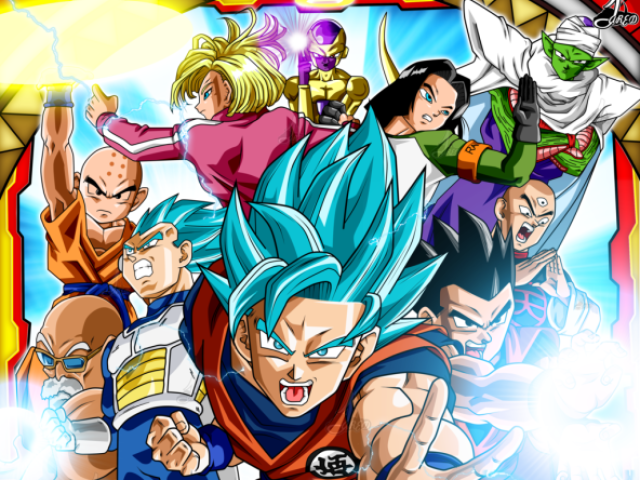 Quiz de Dragon Ball Super