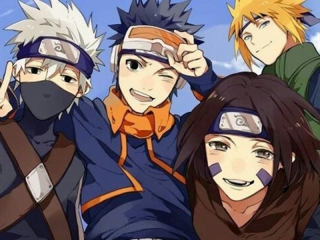 Qual seria sua profissão no mundo ninja de Naruto?