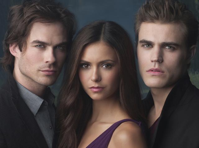 Os 10 melhores casais de The Vampire Diaries